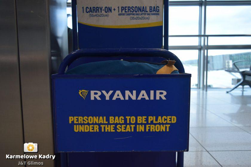 399397cebc2c0 Zmiana polityki bagażowej tanich linii lotniczych – Jesień 2018 – Ryanair i  Wizz Air