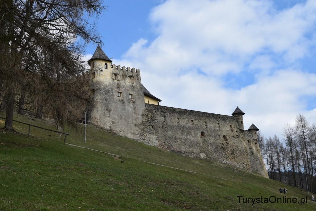 Turystaonline.pl Zamek Lubowla (3)