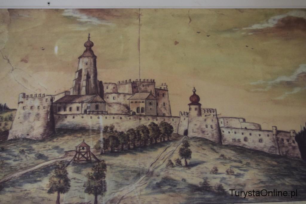 Turystaonline.pl Zamek Lubowla (6)