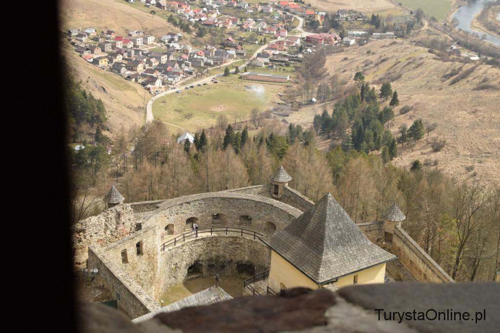 Turystaonline.pl Zamek Lubowla (9)