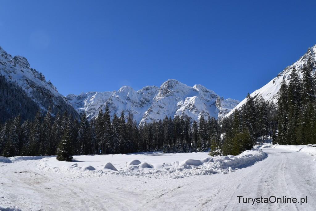 turystaonline.pl Morskie Oko zima 11