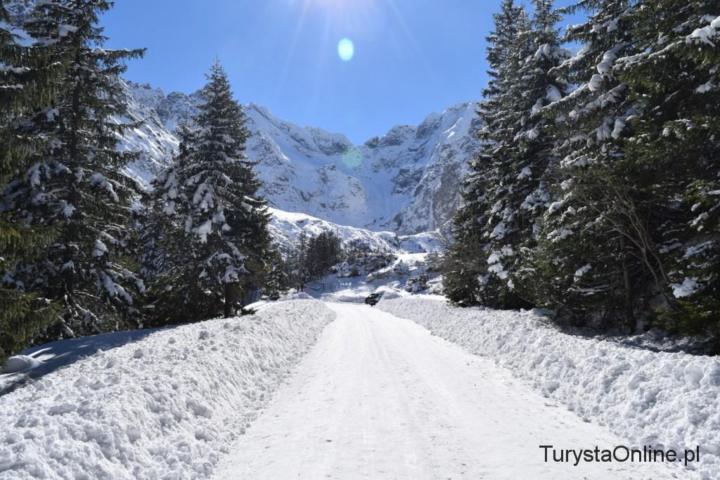 turystaonline.pl Morskie Oko zima 16