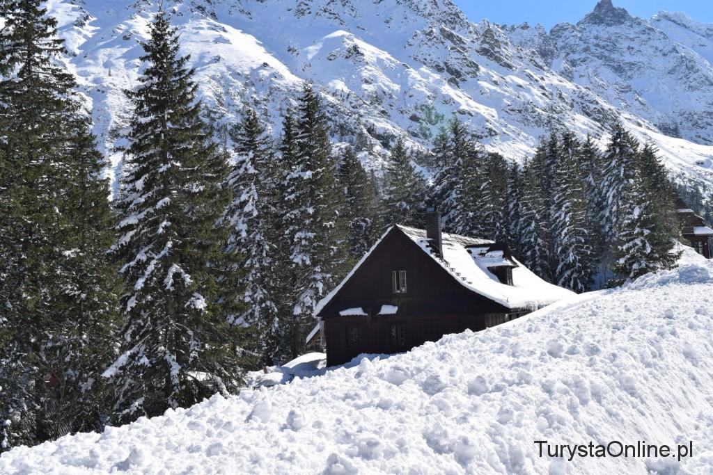 turystaonline.pl Morskie Oko zima 17