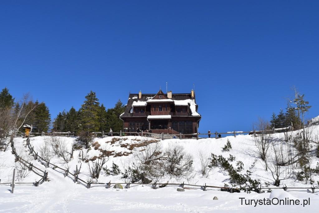 turystaonline.pl Morskie Oko zima 22