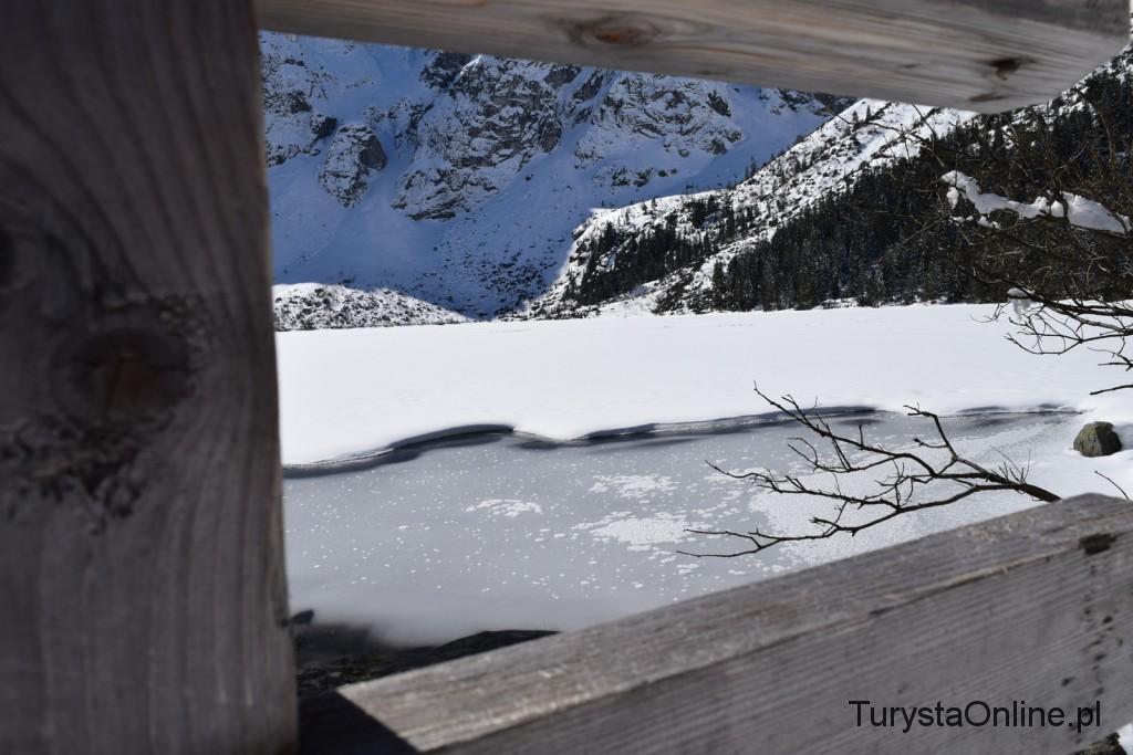 turystaonline.pl Morskie Oko zima 25