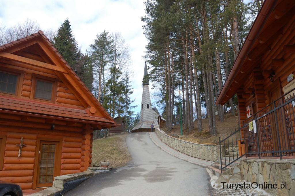turystaonline.pl Sanktuarium Matki Boskiej Litmanovskiej 3