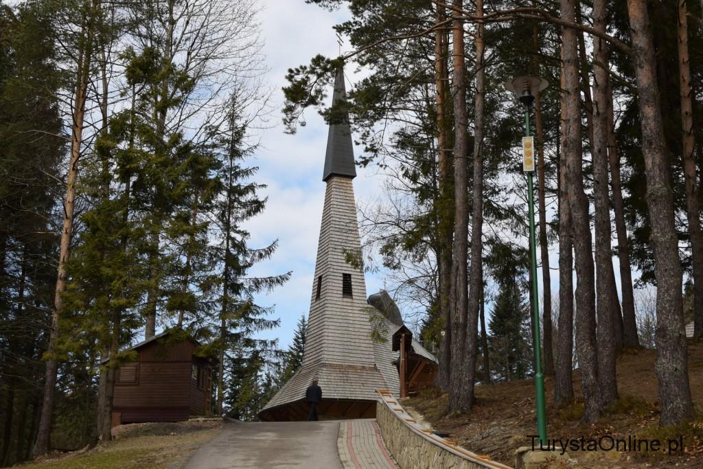 turystaonline.pl Sanktuarium Matki Boskiej Litmanovskiej 5