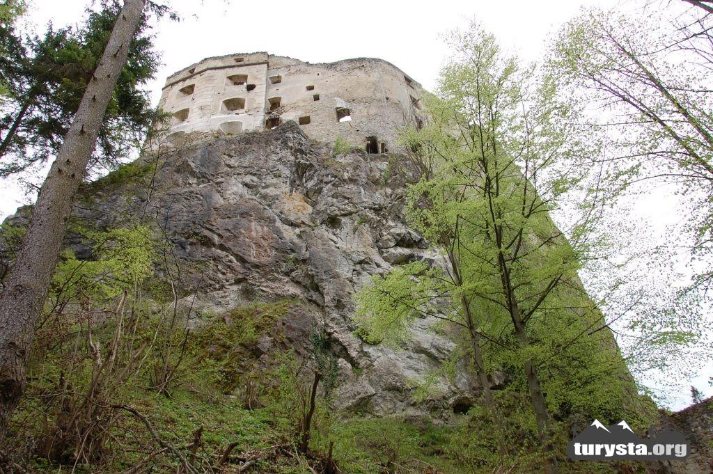 Piewszy rzut oka na zamek